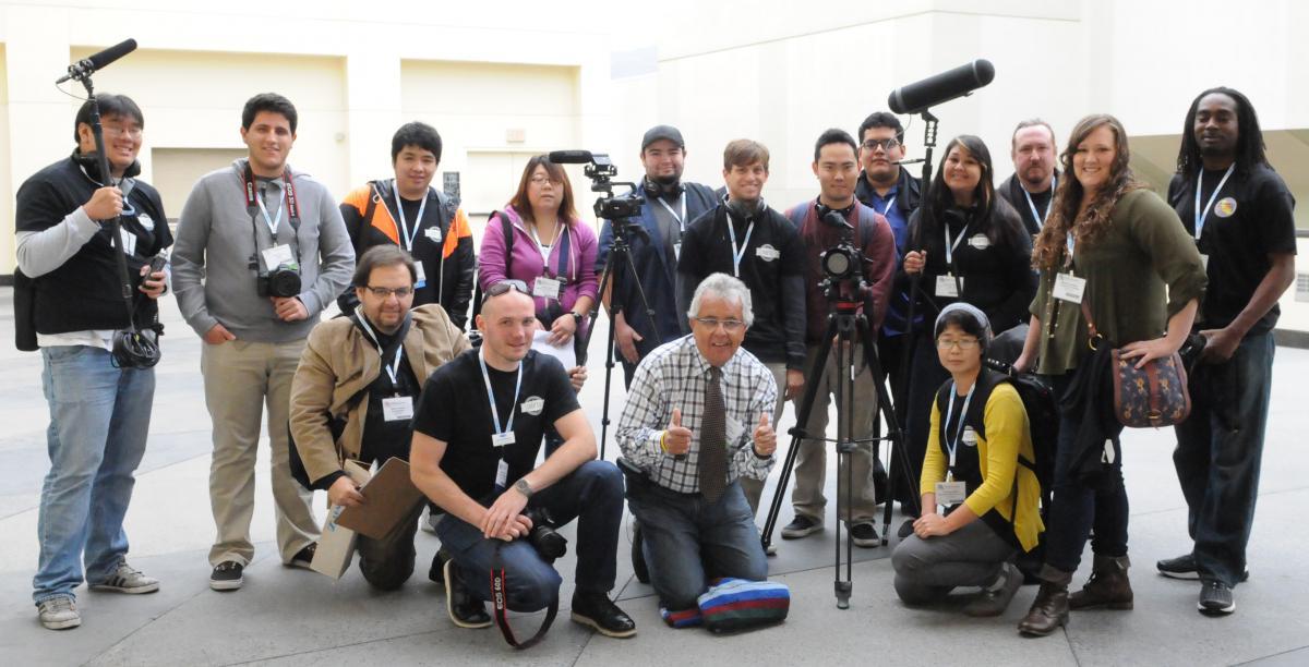 Student Video Crew SMPTE 2013